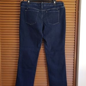 Mossimo Supply Co. Jeans - Ladies Mossimo mid-rise straight leg sz 14